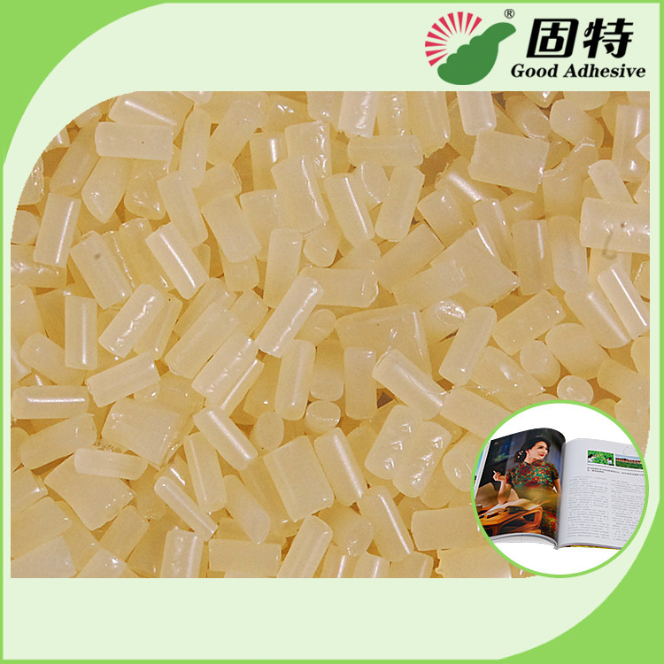 Good Flow Ability and Bonding Strength and Less Odor Hot Melt Adhesive for Bookbinding